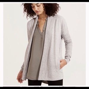 Lou & Grey Open Cardigan XS